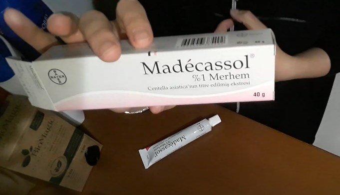 Madecassol Krem-hamilelikte-kulllanimi