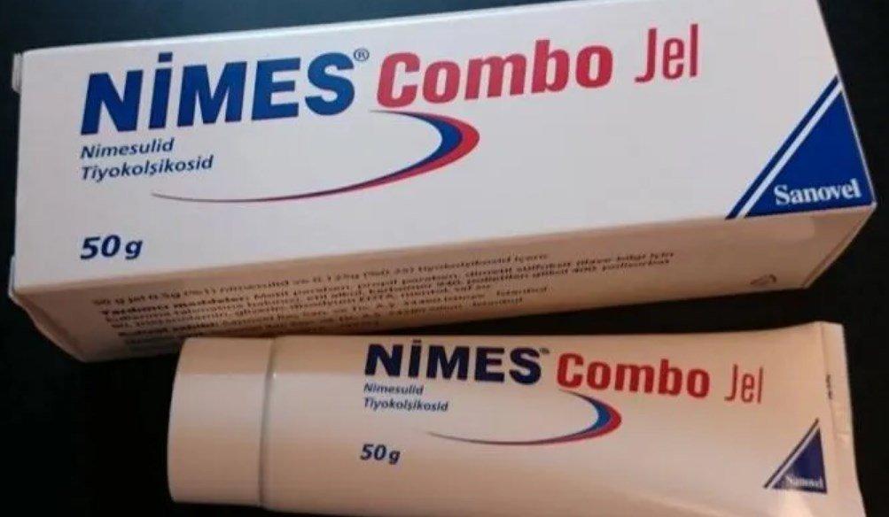 Nimes Combo-Jel-kullanimi