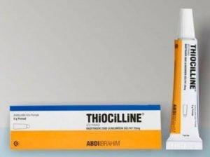 Thiocilline Krem  Fiyatı 2021 ,Ne İşe Yarar,Thiocilline Krem Kullananlar ve Yorumları