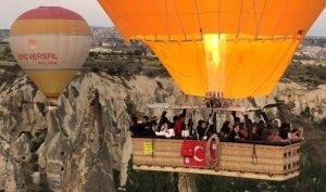 Kapadokya Balon Fiyatları 2021 (Güncel Kapadokya Ucuz Balon Turu Ücretleri)