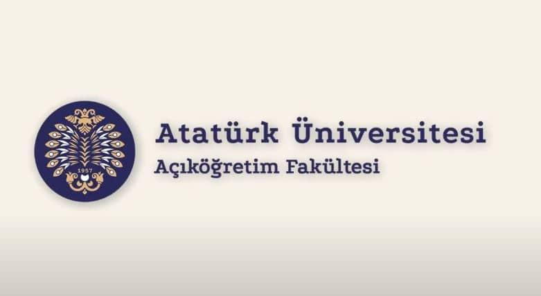 Erzurum Atatürk Üniversitesi Açıköğretim Fakültesi 2 Yıllık Ön Lisans Harç Ücreti 2021/2022